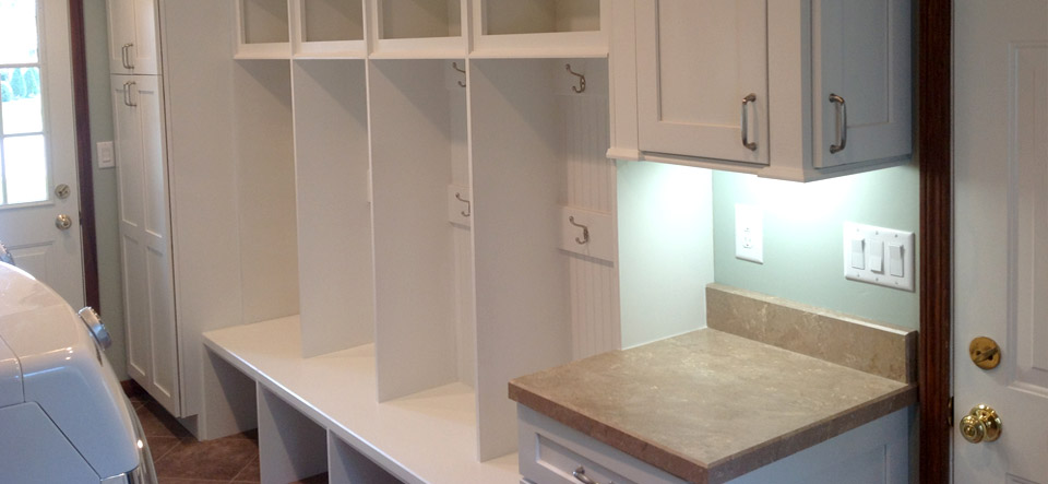 Our cabinetry creates utility, comfort and quality space for any room